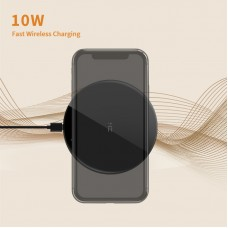 Зарядное устройство Xiaomi ZMI Wireless Charger QC 2.0 WTX10 Black