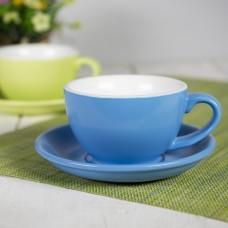 Чайная/кофейная пара CAPPUCCINO, Черный