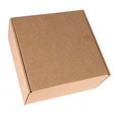 Коробка подарочная BOX, коричневый