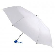 Зонт складной FANTASIA, механический, Белый