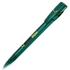 Ручка шариковая KIKI FROST, Зеленый