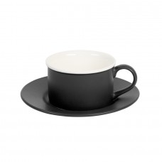 Чайная пара ICE CREAM, Черный