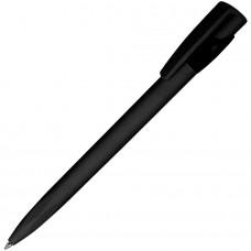 Ручка шариковая из экопластика KIKI ECOLINE, Черный