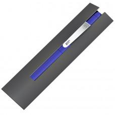 Ручка с флешкой IQ, 4 GB, Синий