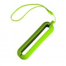 Обложка с ланъярдом к зарядному устройству SEASHELL-1, Зеленый