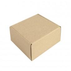 Коробка подарочная mini BOX,, коричневый
