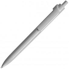 Ручка шариковая из антибактериального пластика FORTE SAFETOUCH, Серый