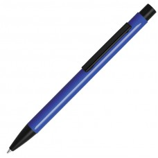 Ручка шариковая SKINNY, глянцевая, Синий