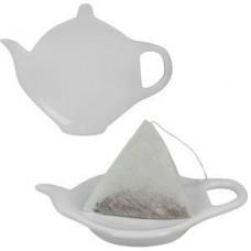 Подставка для чайных пакетиков, белый