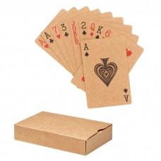 Игральные карты из переработки