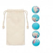 Набор шариков для ванны
