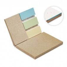 Блок заметок бумага с семенами