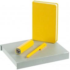 Набор Idea Charger, желтый