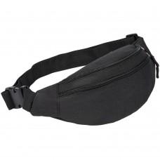 Поясная сумка Kalita, черная