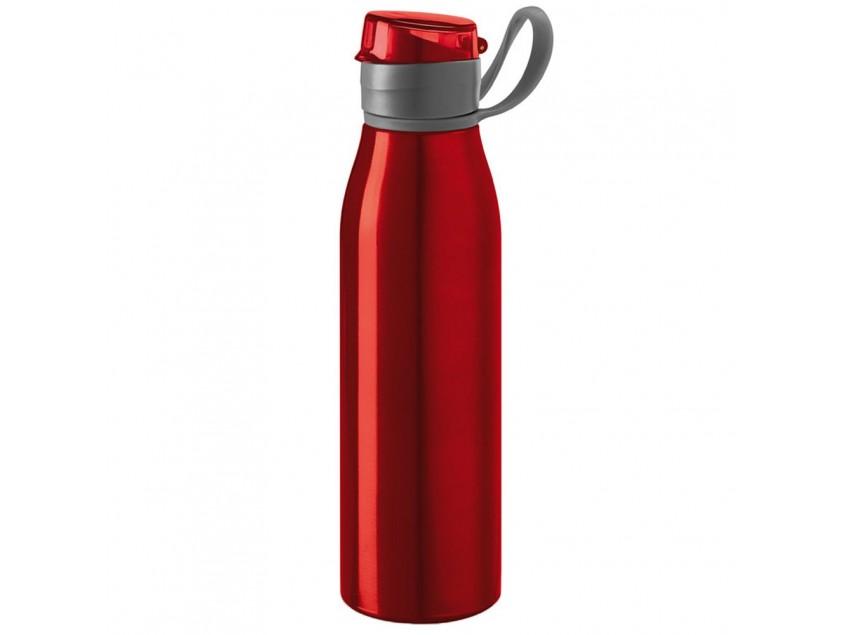 Спортивная бутылка для воды Korver, красная
