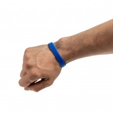 Силиконовый браслет Valley, синий