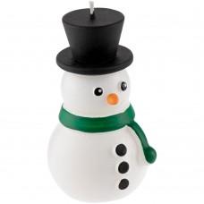 Свеча Home Lights, снеговик