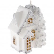 Свеча Christmas Twinkle, домик