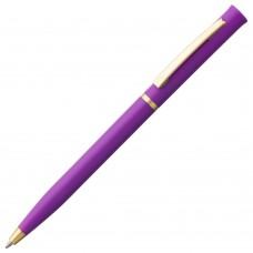 Ручка шариковая Euro Gold,фиолетовая