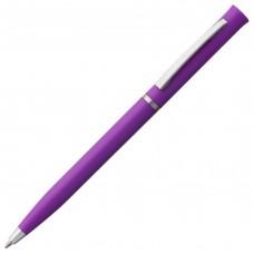Ручка шариковая Euro Chrome,фиолетовая