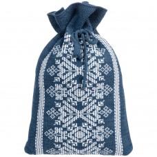 Сумка-рюкзак Onego, синяя (джинс)