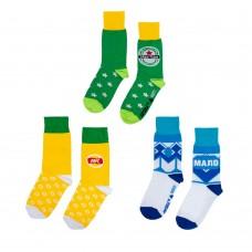 Набор носков «Приятное с неполезным»