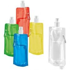 Складная бутылка HandHeld, синяя