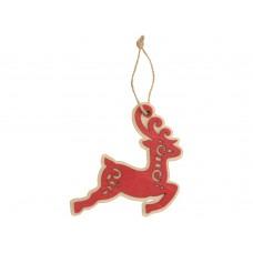 Подвеска Рождественский олень