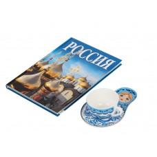 Набор Моя Россия, гжель
