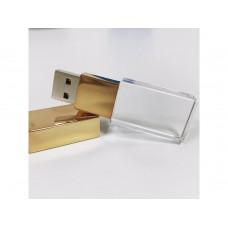 USB 2.0- флешка на 512 Мб кристалл классика