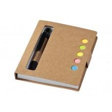 Набор стикеров Reveal с ручкой и блокнотом А7