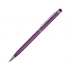 Ручка-стилус металлическая шариковая Jucy
