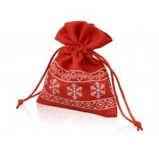 Мешочек подарочный новогодний