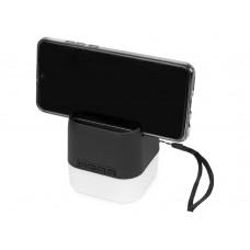 Портативная колонка с подсветкой Deco soft-touch
