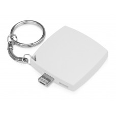 Портативное зарядное устройство-брелок Saver, 600 mAh