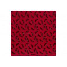 Шелковый платок Victoire Cherry