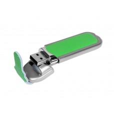 USB 2.0- флешка на 8 Гб с массивным классическим корпусом