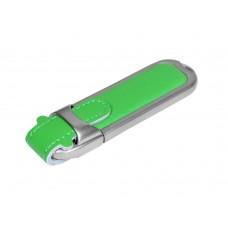USB 2.0- флешка на 16 Гб с массивным классическим корпусом
