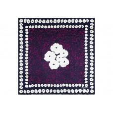 Шелковый платок Giada Navy