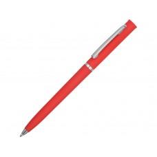 Ручка пластиковая шариковая Navi soft-touch