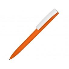 Ручка пластиковая soft-touch шариковая Zorro