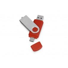 USB3.0/USB Type-C флешка на 16 Гб Квебек C
