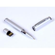 USB 2.0- флешка на 8 Гб в виде ручки с мини чипом