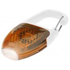 Брелок - фонарик с отражателем и карабином