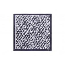Шелковый платок Hirondelle Navy
