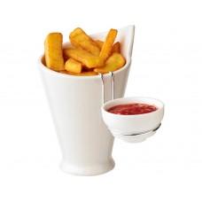 Емкость для картофеля фри и соуса Chase