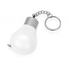 Брелок-рулетка для ключей Лампочка, 1м